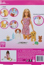 Barbie Doggy Daycare Blonde by Mattel