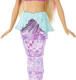 Barbie Sparkle Lights Mermaid Doll by Mattel