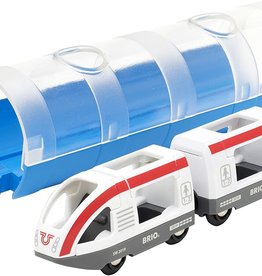 Travel Train & Tunnel by BRIO