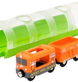 Cargo Train & Tunnel by BRIO