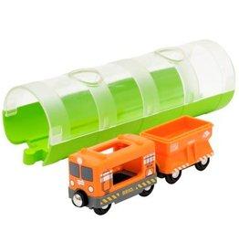 Cargo Train & Tunnel by BRIO