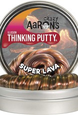 """Super Lava Illusions 4"""" Tin Thinking Putty by Crazy Aaron"""