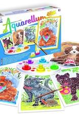 Aquarellum Junior Sweet Dogs by Sentosphere