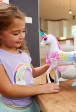 Barbie Brush & Sparkle Unicorn by Mattel