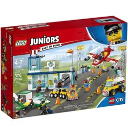 10764 City Central Airport by LEGO Juniors