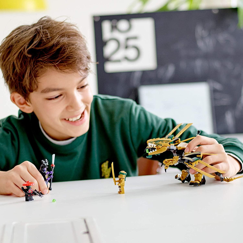 70666  Golden Dragon by LEGO Ninjago