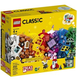 11004 Windows of Creativity by LEGO CLASSIC