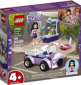 41360 Emma's Mobile Vet Clinic by LEGO FriendsENDS
