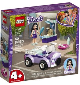 41360 Emma's Mobile Vet Clinic by LEGO FRIENDS