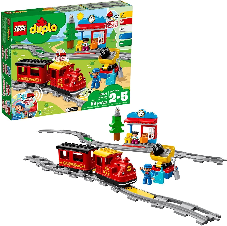 10874 Steam Train by LEGO DUPLO