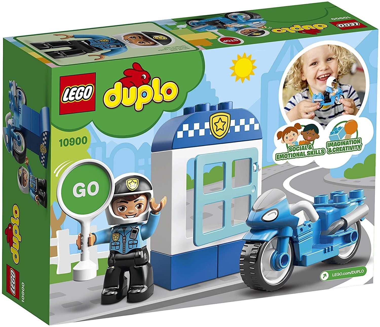 10900 Police Bike by LEGO Duplo