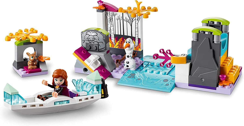 41165 Anna's Canoe Expedition by LEGO Disney