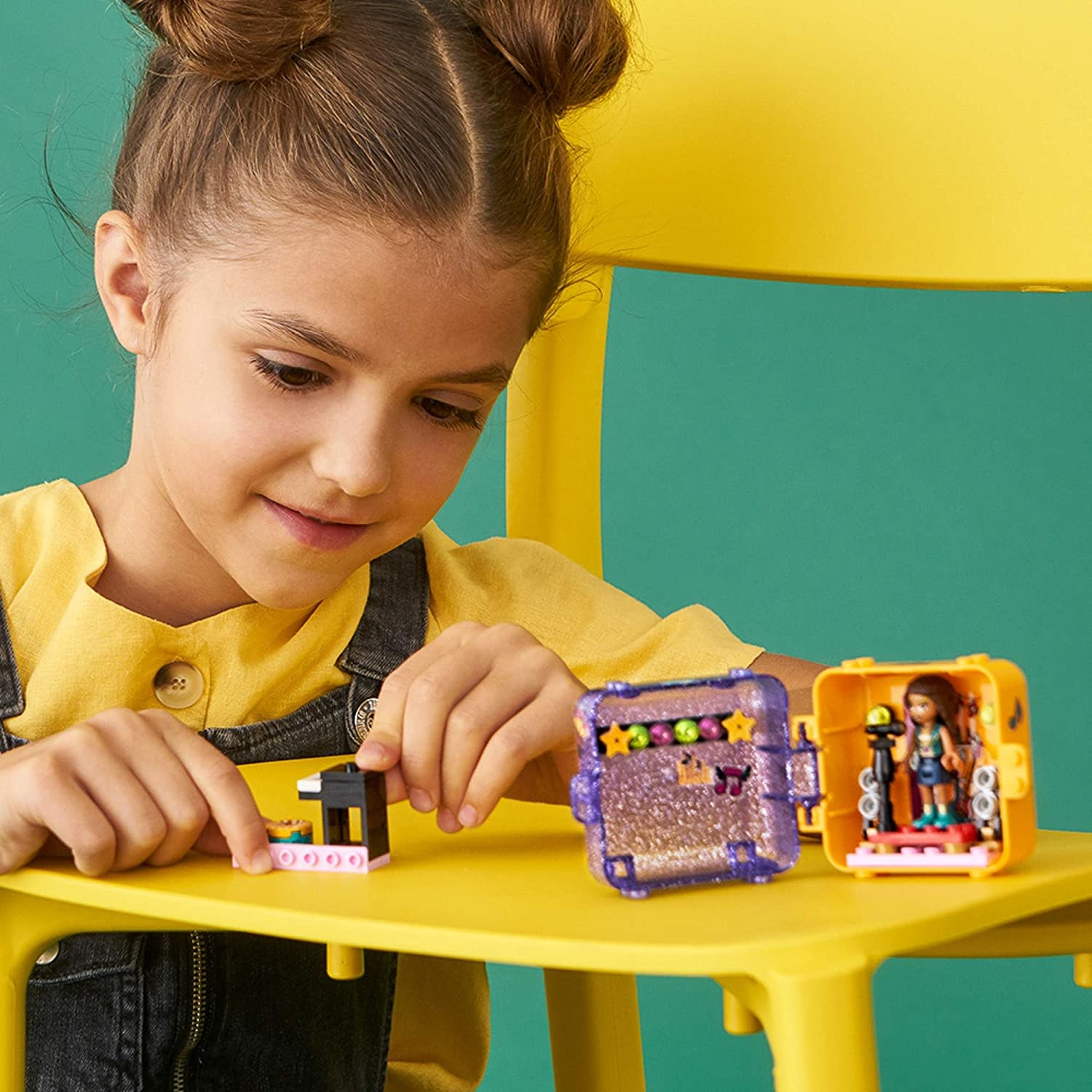 41400 Andrea's Play Cube by LEGO Friends