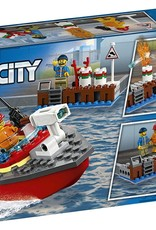Lego city fight this fire book