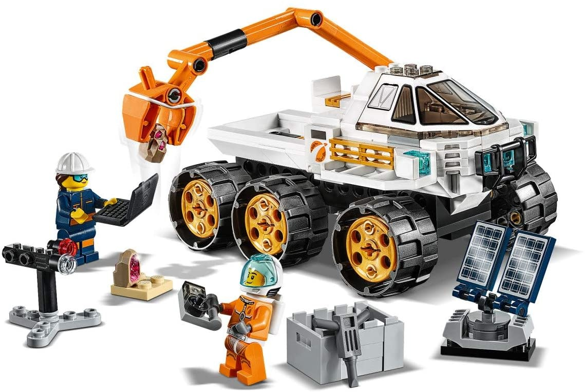60225 Rover Testing Drive by LEGO City