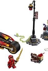 70667 Kai's Blade Cycle & Zane's Snowmobile by LEGO Ninjago
