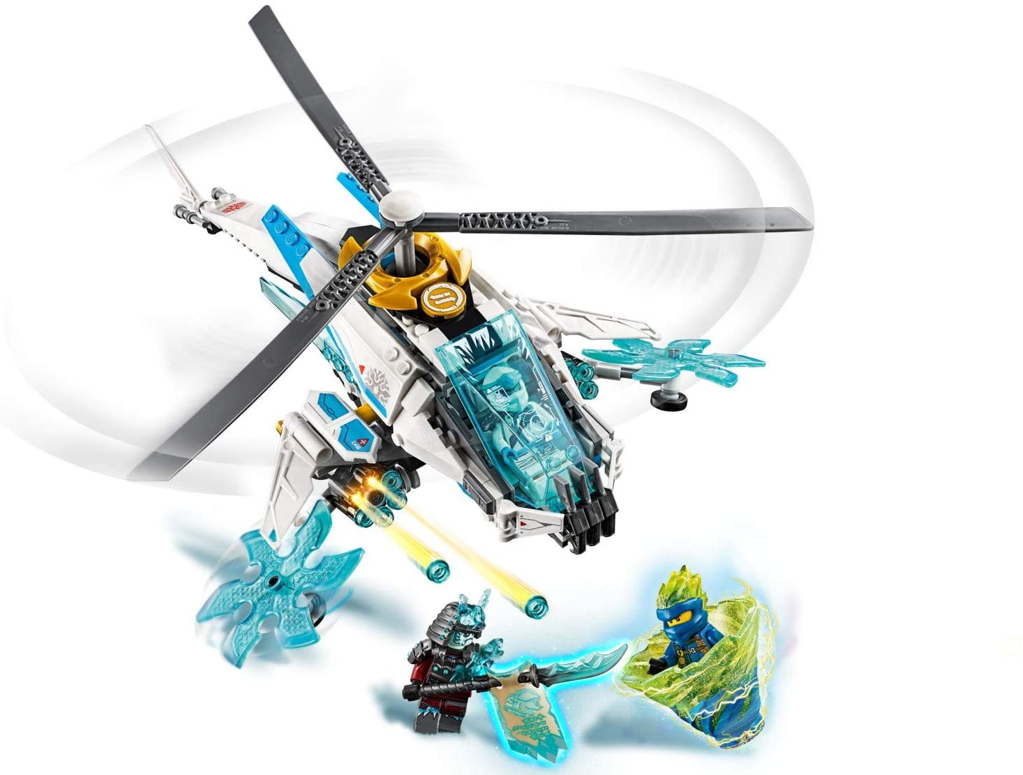 70673 ShuriCopter by LEGO Ninjago