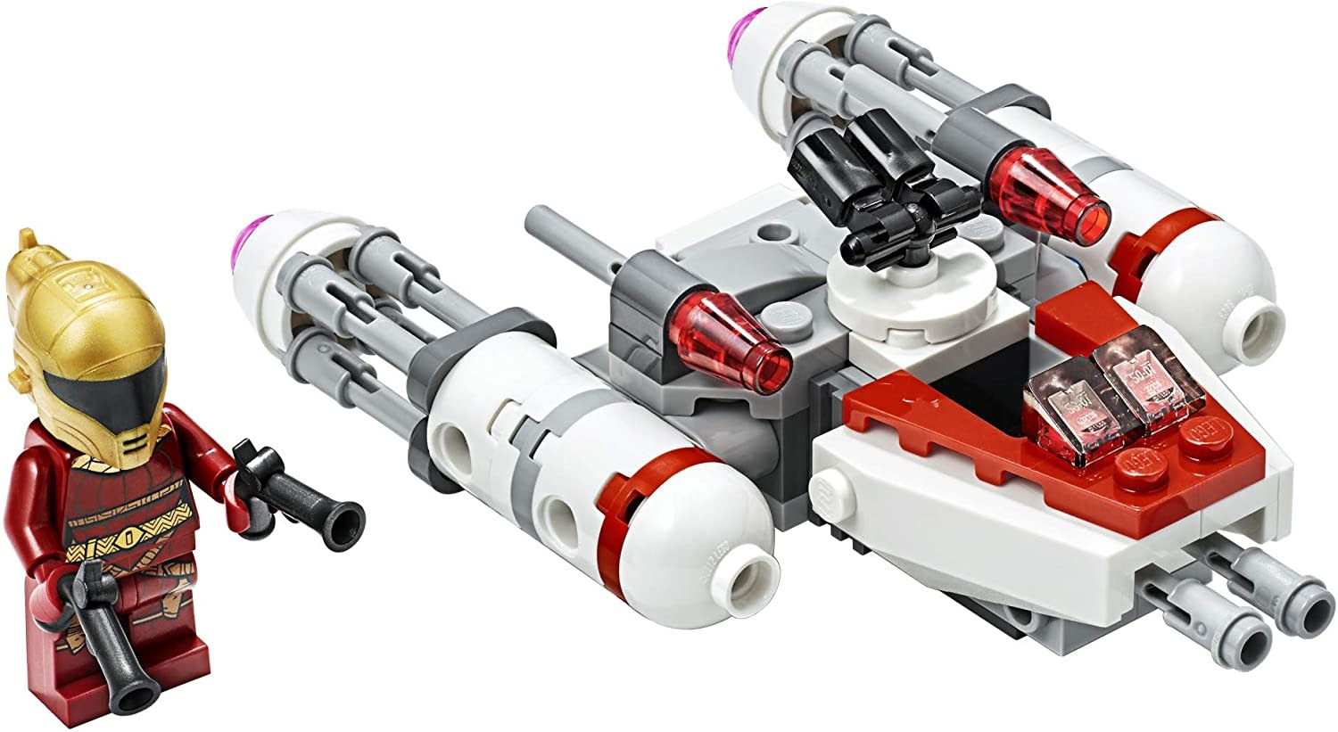 75263 Resistance Y-Wing Microfighter by LEGO Star Wars
