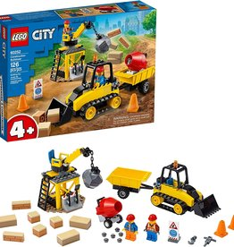 60252 Construction Bulldozer by LEGO CIty