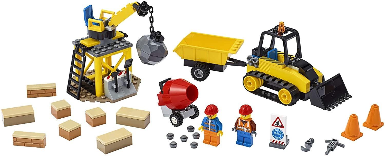 60252 Construction Bulldozer by LEGO CIty