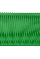 10700 Green Baseplate by LEGO Classic