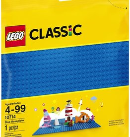 10714 Blue Baseplate by LEGO Classic