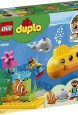 10910 Submarine Adventure by LEGO Duplo