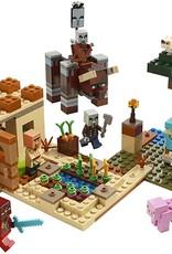 21160 The Illager Raid by LEGO Minecraft