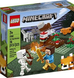 21162 The Taiga Adventure by LEGO Minecraft