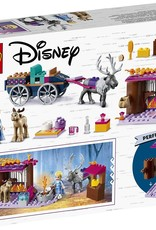41166 Elsa's Wagon Adventure by LEGO Disney