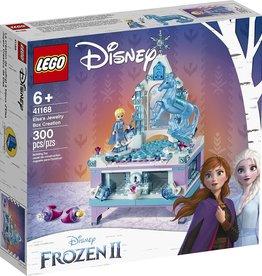 41168 Elsa's Jewelry Box Creation by LEGO Disney