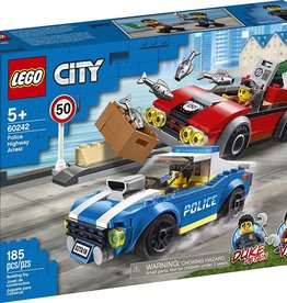 60242 Police Highway Arrest by LEGO City