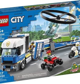 60244 Police Helicopter Transport by LEGO City