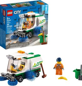 60249 Street Sweeper by LEGO City