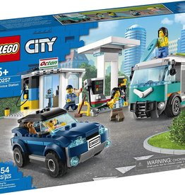 60257 Service Station by LEGO City