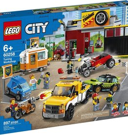 60258 Tuning Workshop by LEGO City