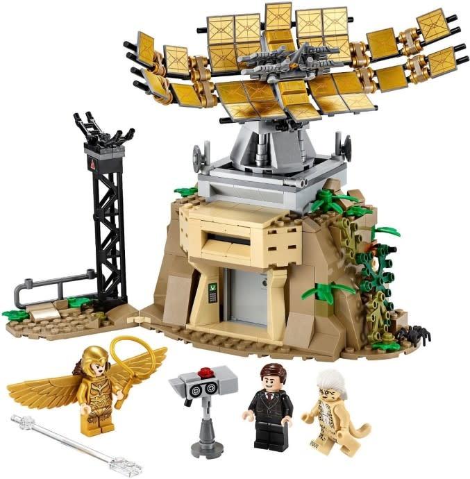 76157 Wonder Woman vs. Cheetah by LEGO DC