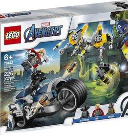 76142 Avengers Speeder Bike Attack by LEGO Marvel