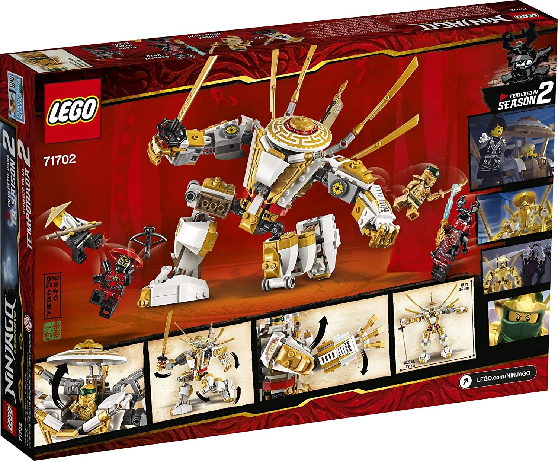 71702 Golden Mech by LEGO Ninjago