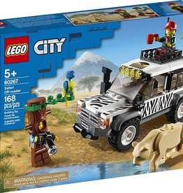 60267 Safari Off-Roader by LEGO City