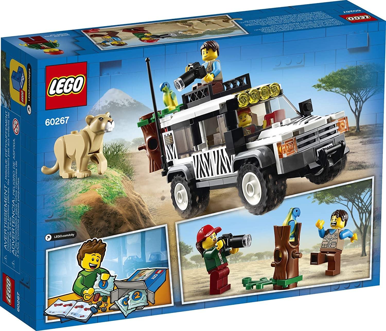 60267 Safari Off-Roader by LEGO City