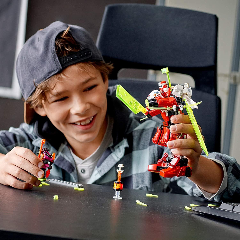 71707 Kai's Mech Jet by LEGO Ninjago