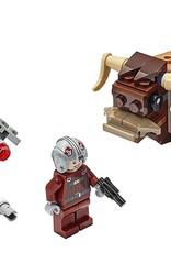 75265 T-16 Skyhopper vs Bantha Microfighter by LEGO Star Wars