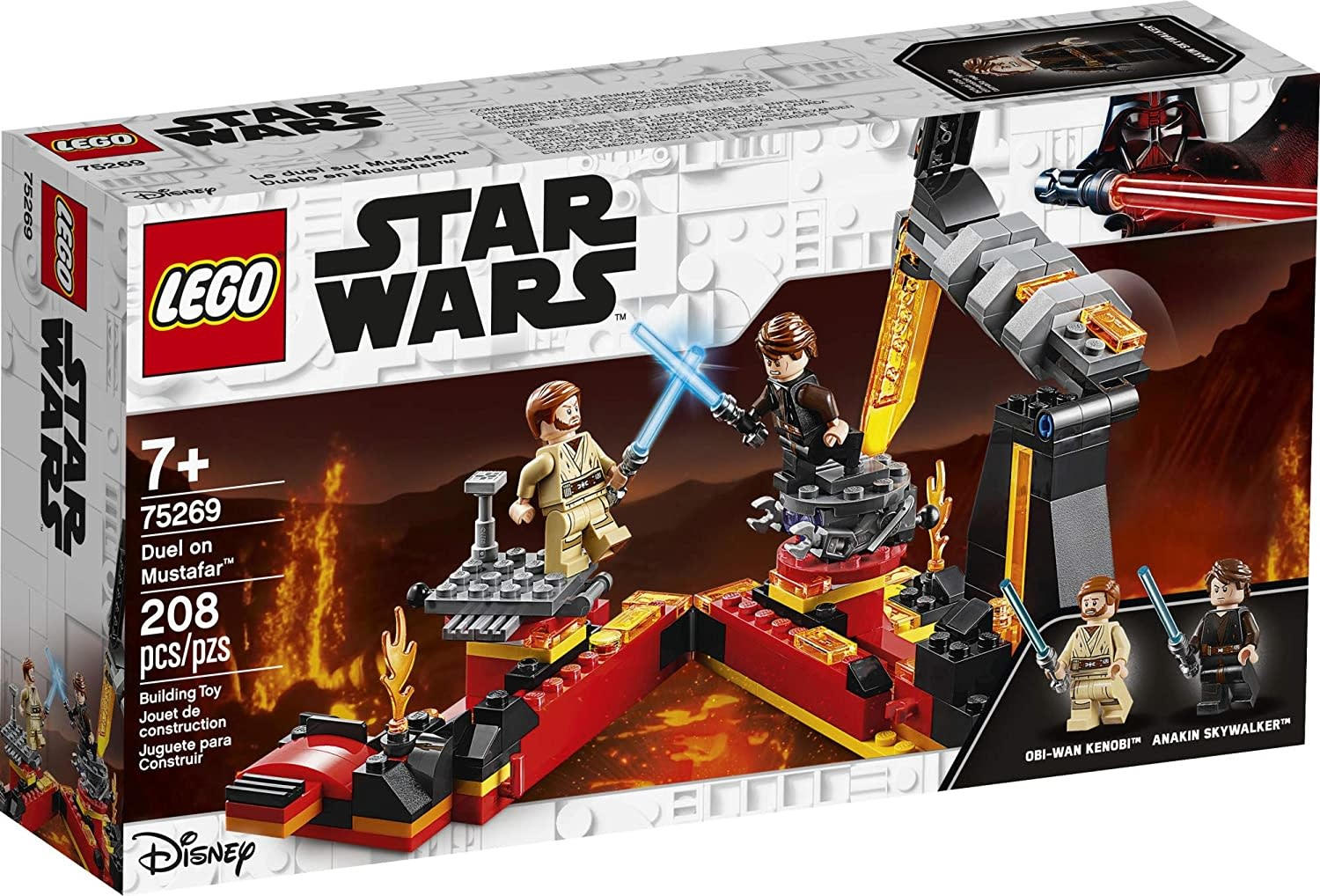75269 Duel on Mustafar by LEGO Star Wars