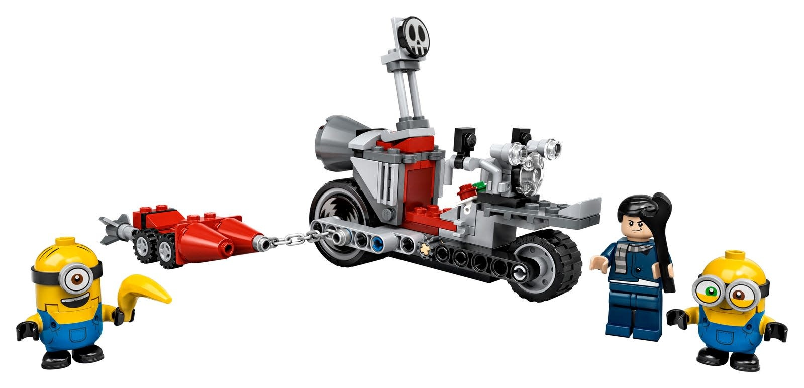 75549 Unstoppable Bike Chase by LEGO Minions