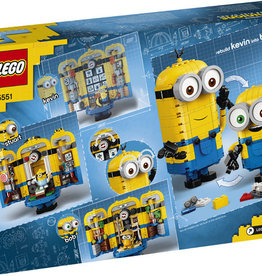 75551 Brick-built Minions and their Lair by LEGO Minions