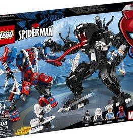 76115 Spider Mech vs. Venom by LEGO Marvel Spider-Man