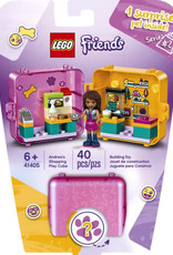 41405 Andrea's Shopping Play Cube by LEGO Friends