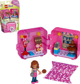 41407 Olivia's Shopping Play Cube by LEGO Friends