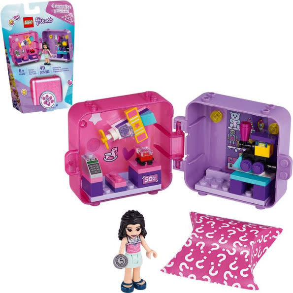 41409 Emma's Shopping Play Cube by LEGO Friends